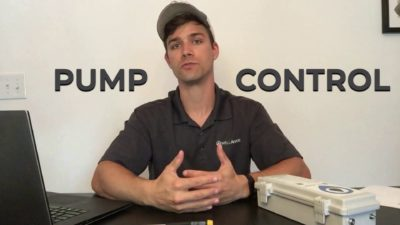 how to remotely control any pump